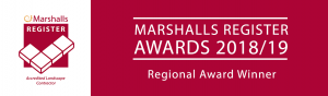 Marshalls Register Awards 2018/19 Regional Award Winner